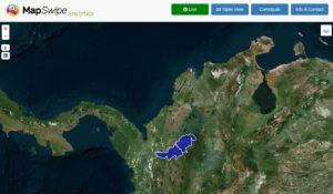 Mapswipe Hidroituango