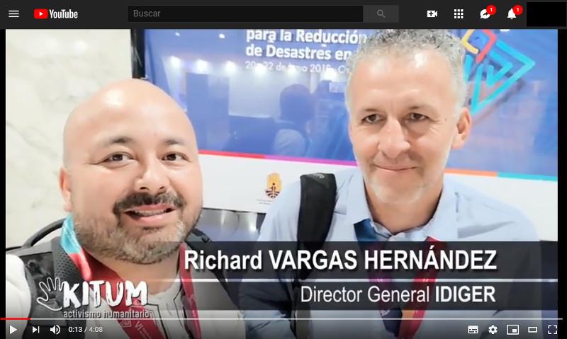 Entrevista a Richard VARGAS