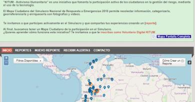 Mapa Ciudadano 2018