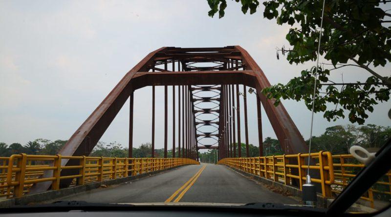 Puente en Arauca