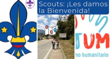 (Español) Scouts: ¡Les damos la Bienvenida!