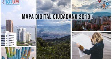 (Español) Mapa Digital Ciudadano del Simulacro 2019