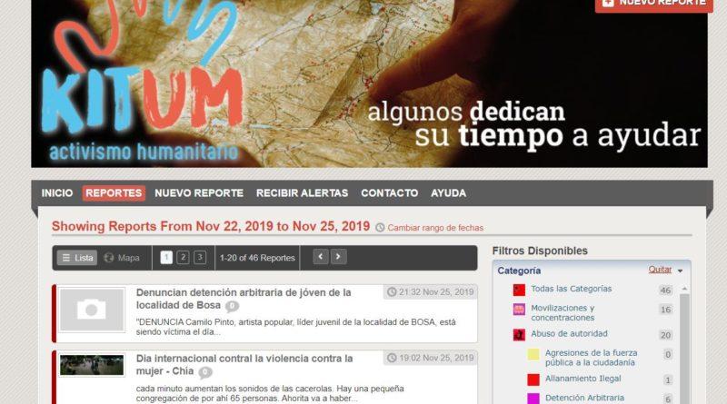 Monitor Kitum 2019