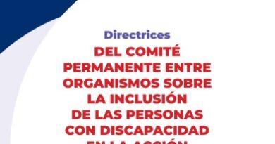 (Español) Mensajes clave del IASC sobre la aplicación de las Directrices del IASC sobre discapacidad en la respuesta COVID-19