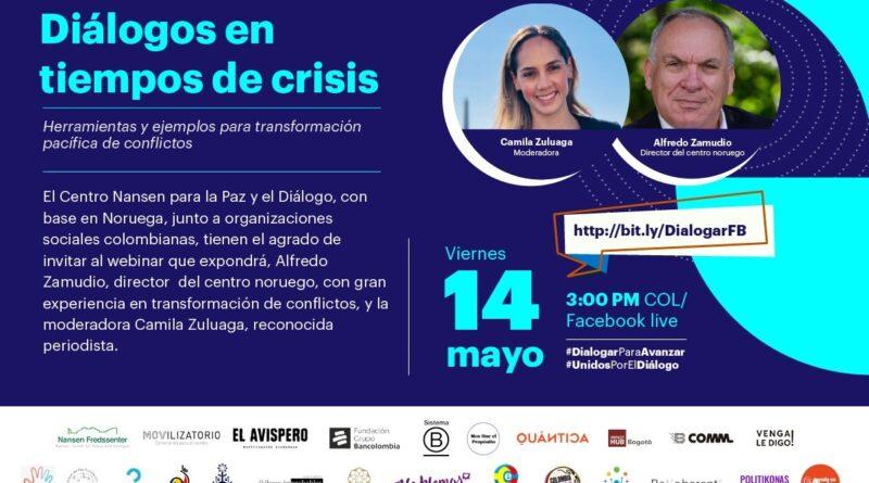 (Español) Dialogos en tiempos de crisis: Herramientas y ejemplos para transformación pacífica de conflictos
